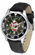 Youngstown State Penguins Competitor AnoChrome Men's Watch - Color Bezel