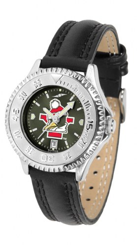 Youngstown State Penguins Competitor AnoChrome Women's Watch