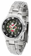 Youngstown State Penguins Competitor Steel AnoChrome Women's Watch - Color Bezel