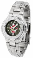 Youngstown State Penguins Competitor Steel AnoChrome Women's Watch