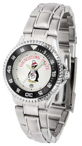 Youngstown State Penguins Competitor Steel Women's Watch