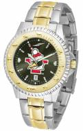 Youngstown State Penguins Competitor Two-Tone AnoChrome Men's Watch