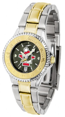 Youngstown State Penguins Competitor Two-Tone AnoChrome Women's Watch
