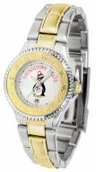 Youngstown State Penguins Competitor Two-Tone Women's Watch