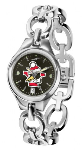 Youngstown State Penguins Eclipse AnoChrome Women's Watch