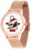 Youngstown State Penguins Rose Mesh Statement Watch