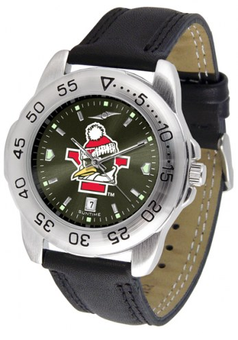 Youngstown State Penguins Sport AnoChrome Men's Watch