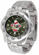 Youngstown State Penguins Sport Steel AnoChrome Men's Watch