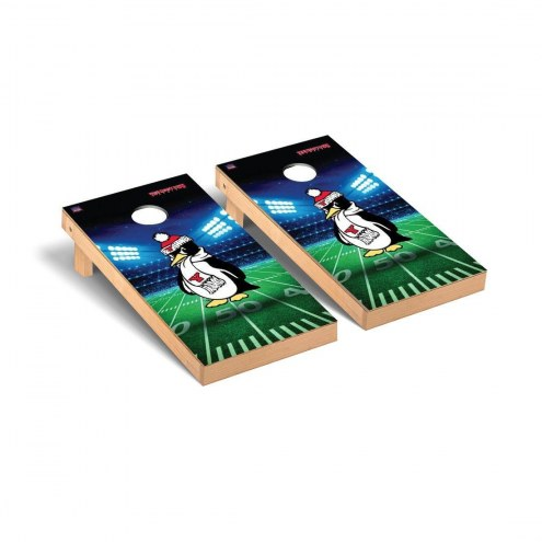 Youngstown State Penguins Stadium Cornhole Game Set