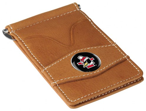 Youngstown State Penguins Tan Player's Wallet