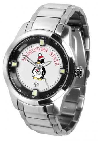 Youngstown State Penguins Titan Steel Men's Watch