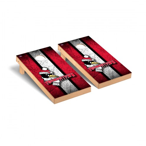 Youngstown State Penguins Vintage Cornhole Game Set