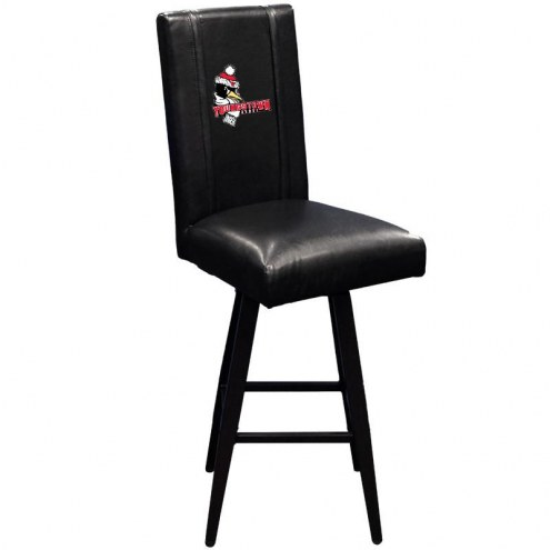 Youngstown State Penguins XZipit Swivel Bar Stool 2000 with Pete Logo
