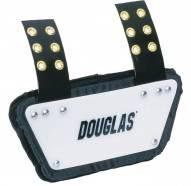 Youth Football Back Plates