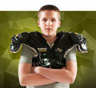 Youth Football Shoulder Pads