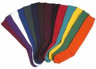 Pro Feet Solid Color Nylon Multi-Sport Team Socks