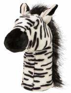 Zebra Oversized Animal Golf Club Headcover