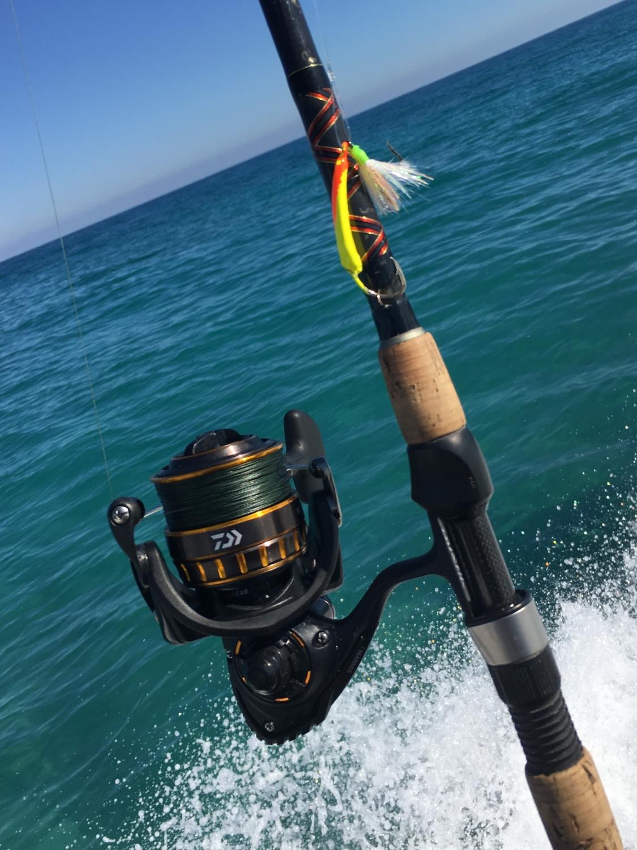 Daiwa Bg2500 Bg Saltwater Spinning Reel Tackledirect
