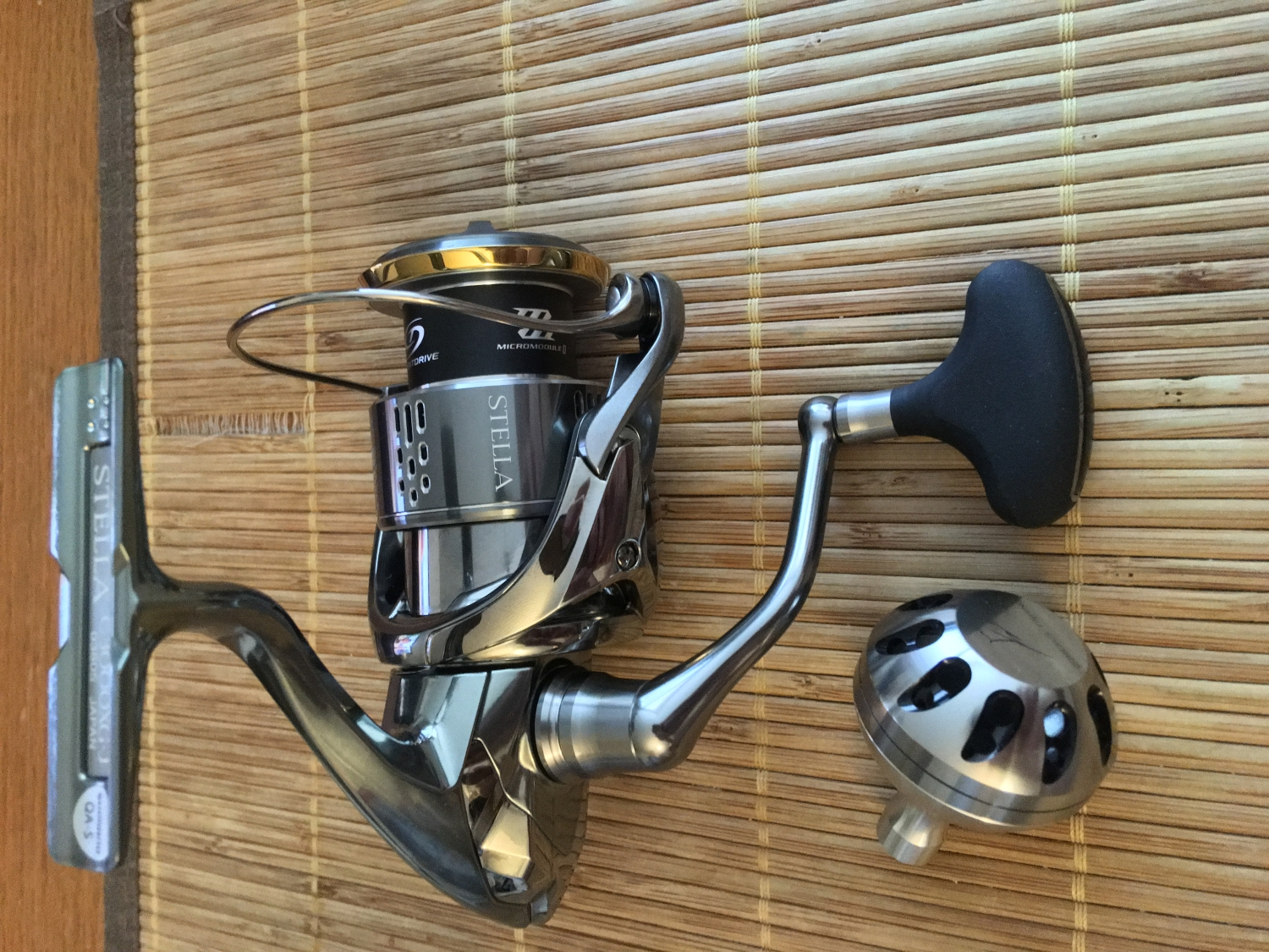 a7706604884 ... sound fishing (some says Shimano Stradic FK C5000XG and Stella FJ  C5000XG.....), But, light weight reel with max 20lbs drag, continuous 13lbs  drag, ...