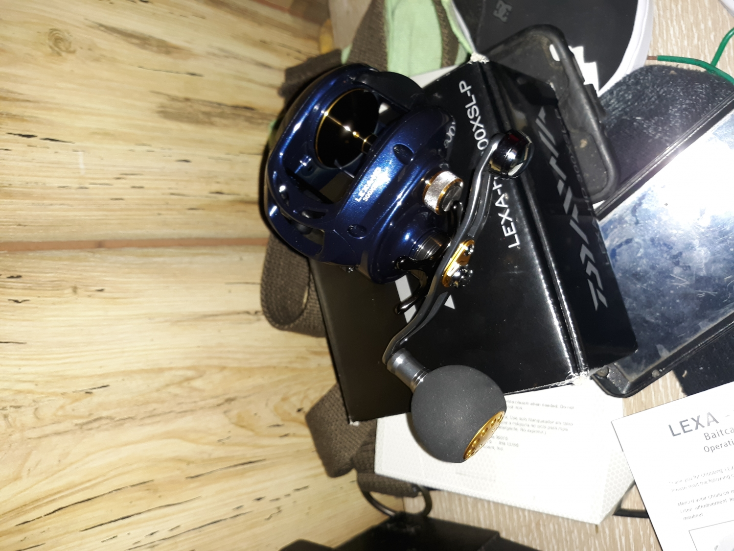 8c49798b2bd Nice reel, strong drag. Haven't got to fully test the drag but the casting  adjustments are nice! Perfect for the inshore fishing I'll use it on  primarily